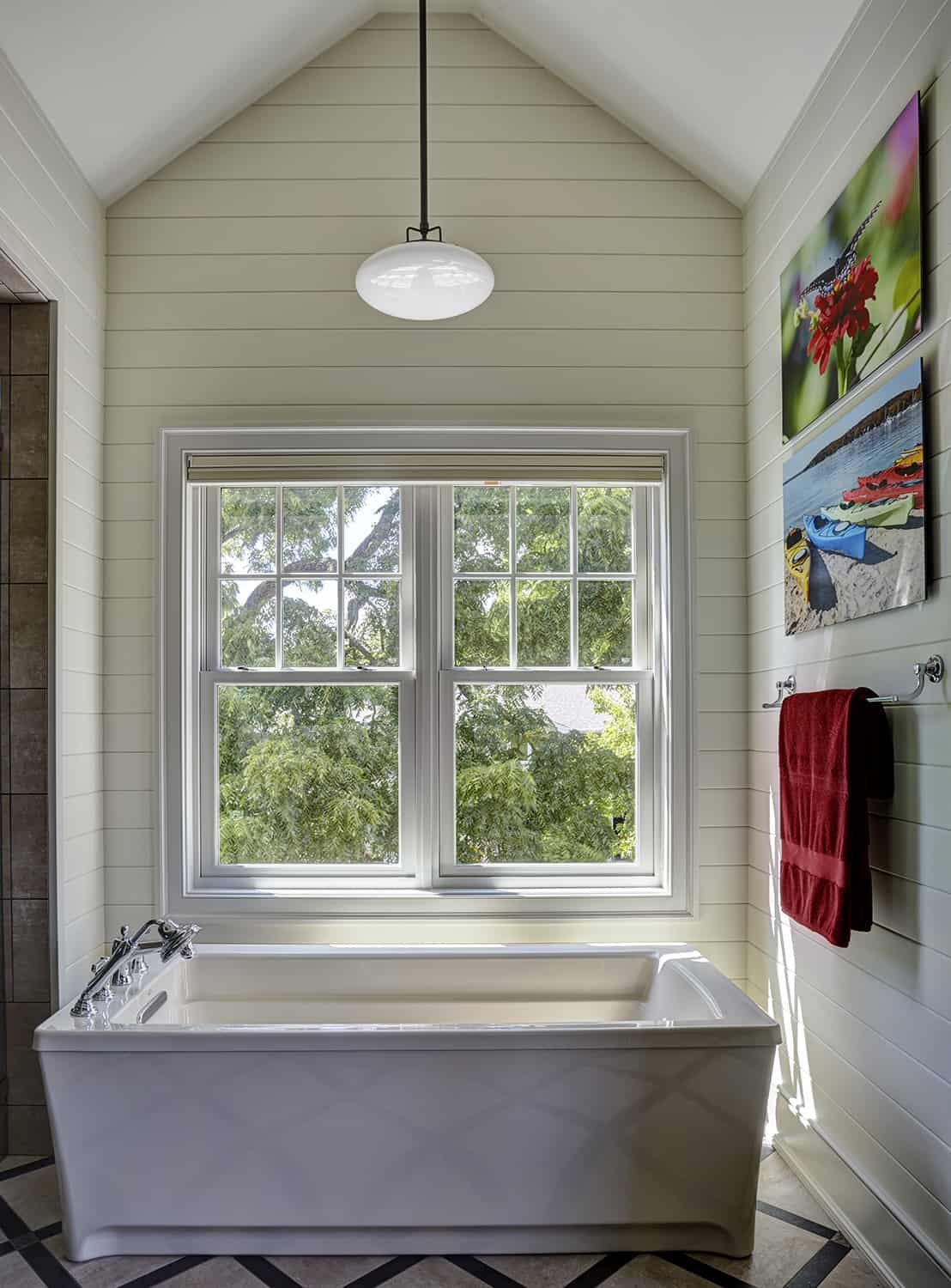 freestanding bathtub master bath
